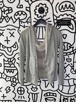 Lululemon grey reversible hoodie M