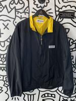 Vintage Tommy Hilfiger Athletics Black Zip Jacket M