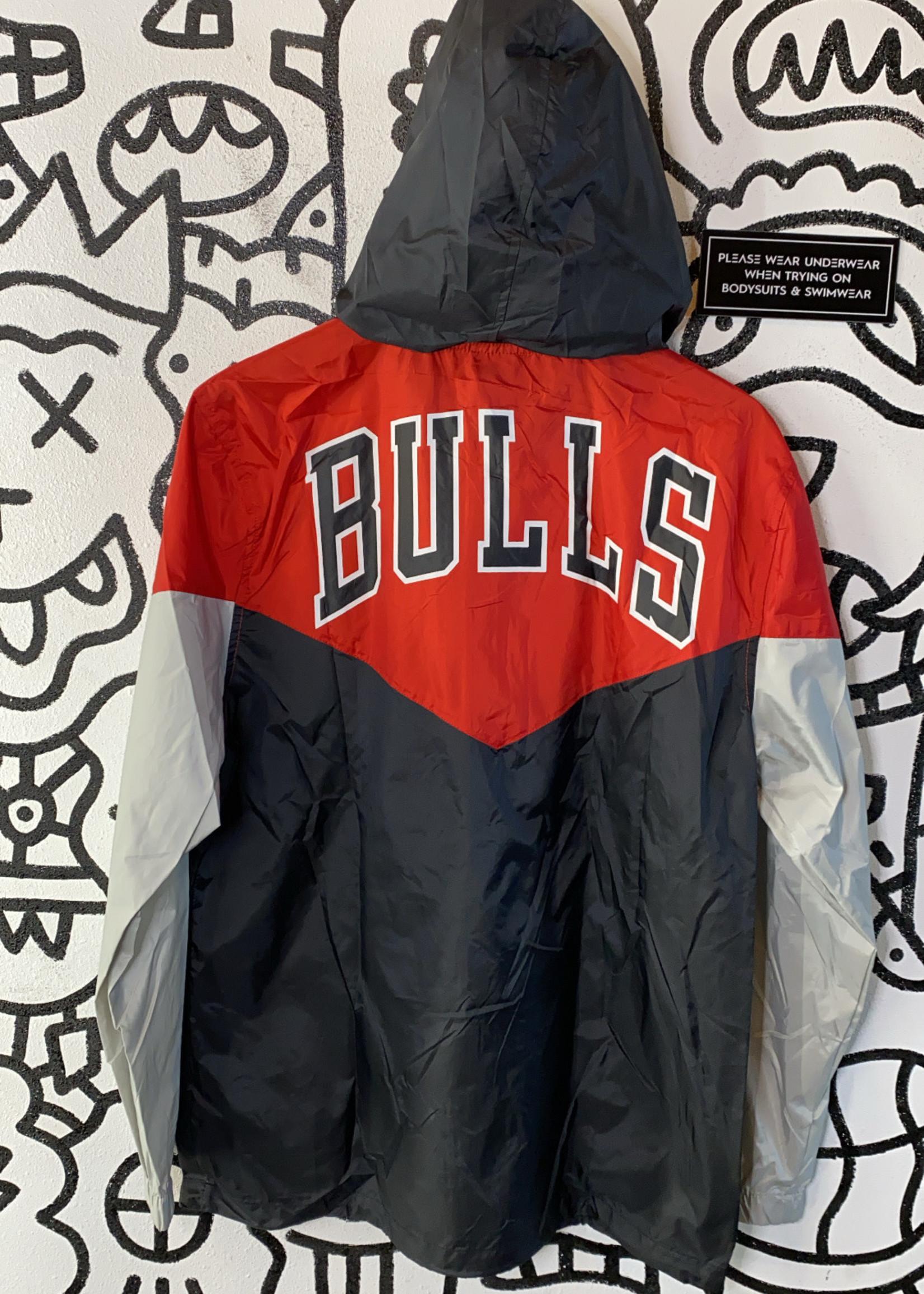 NWT Chicago Bulls Windbreaker S