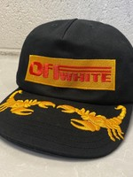 Off White Scorpion Embroidered Hat