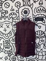 Lululemon purple puffer vest 10