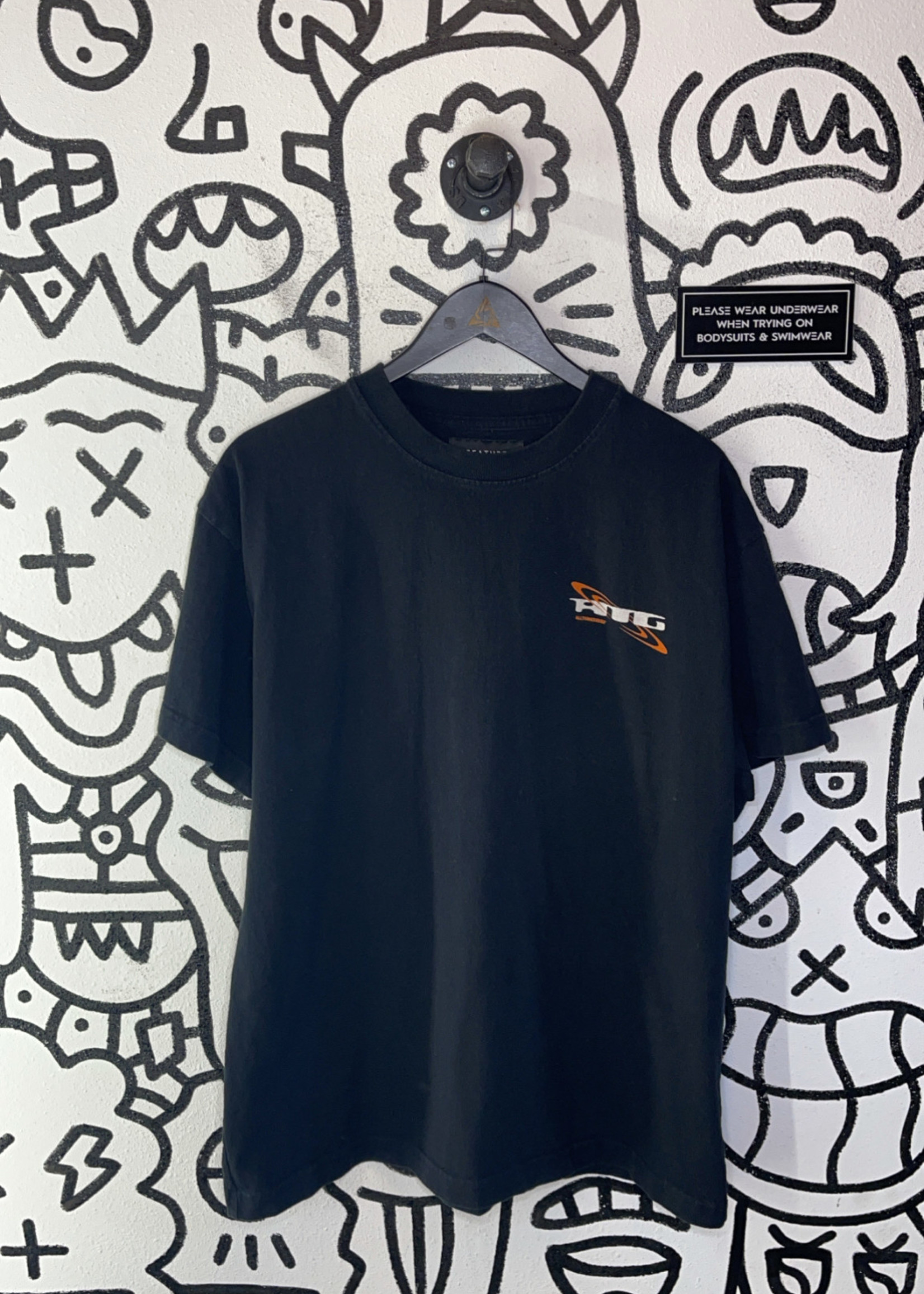 Feature x All Things Good Black Tee XL