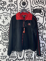 Deadstock the orleans black and red jacket L