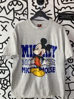 Mickey Mouse Club Grey Tee XL