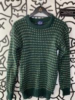 Woolrich Vintage Green Knit Sweater M