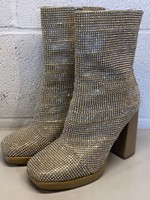 Poster Girl Diamond Heeled Boots 7