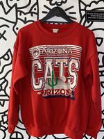 University of Arizona Vintage Red Crewneck L