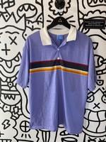 Vintage OP Purple Polo XL