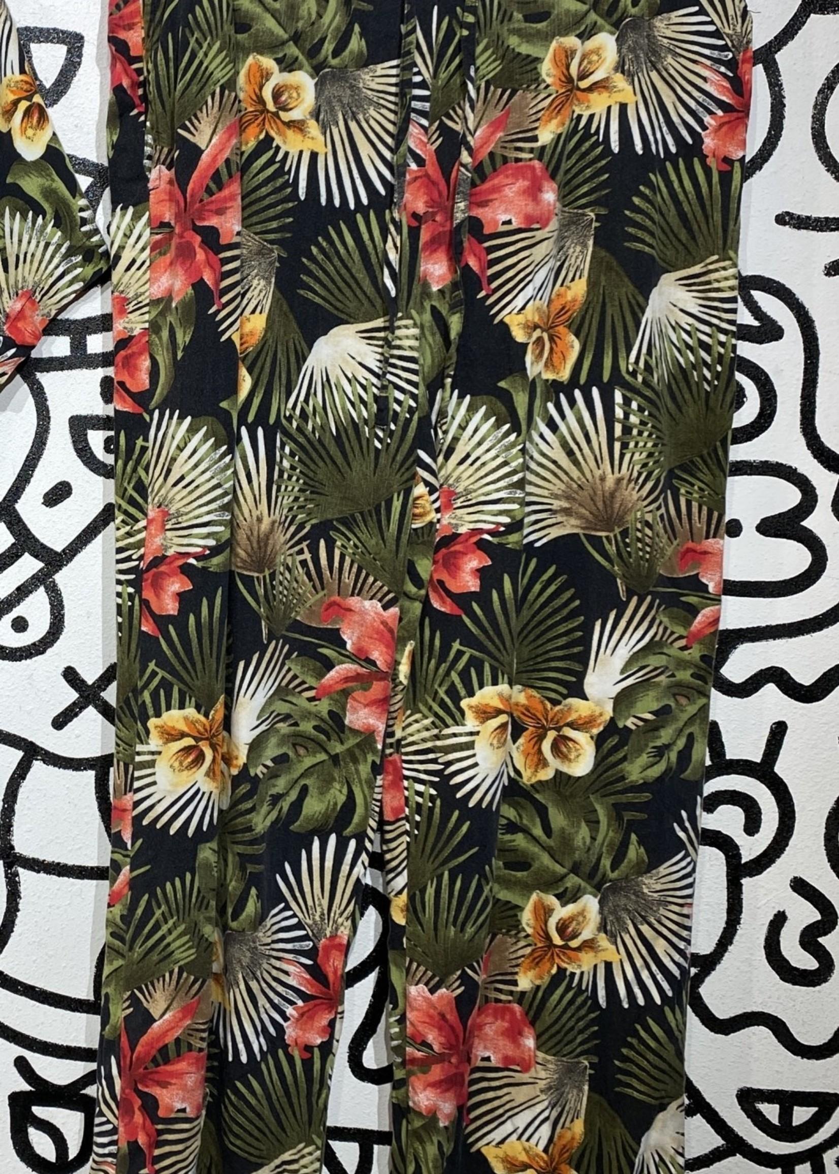 "White Stag Hawaiian Print Pants 38"""