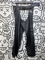 Wilsons Black Leather Chaps 31