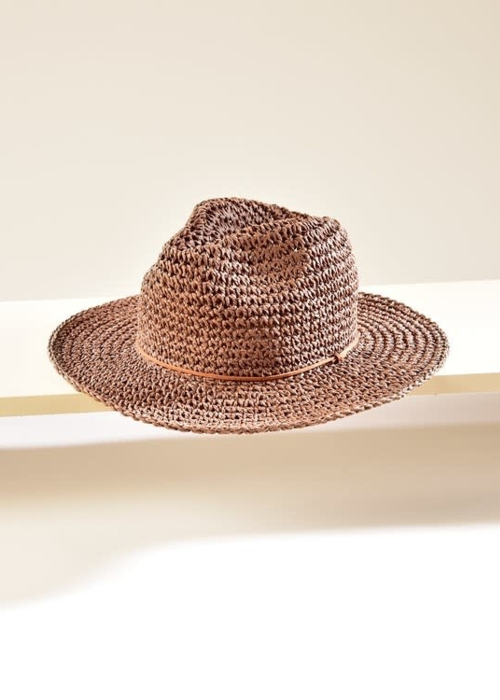 Charlie Paige CP - Panama Hat