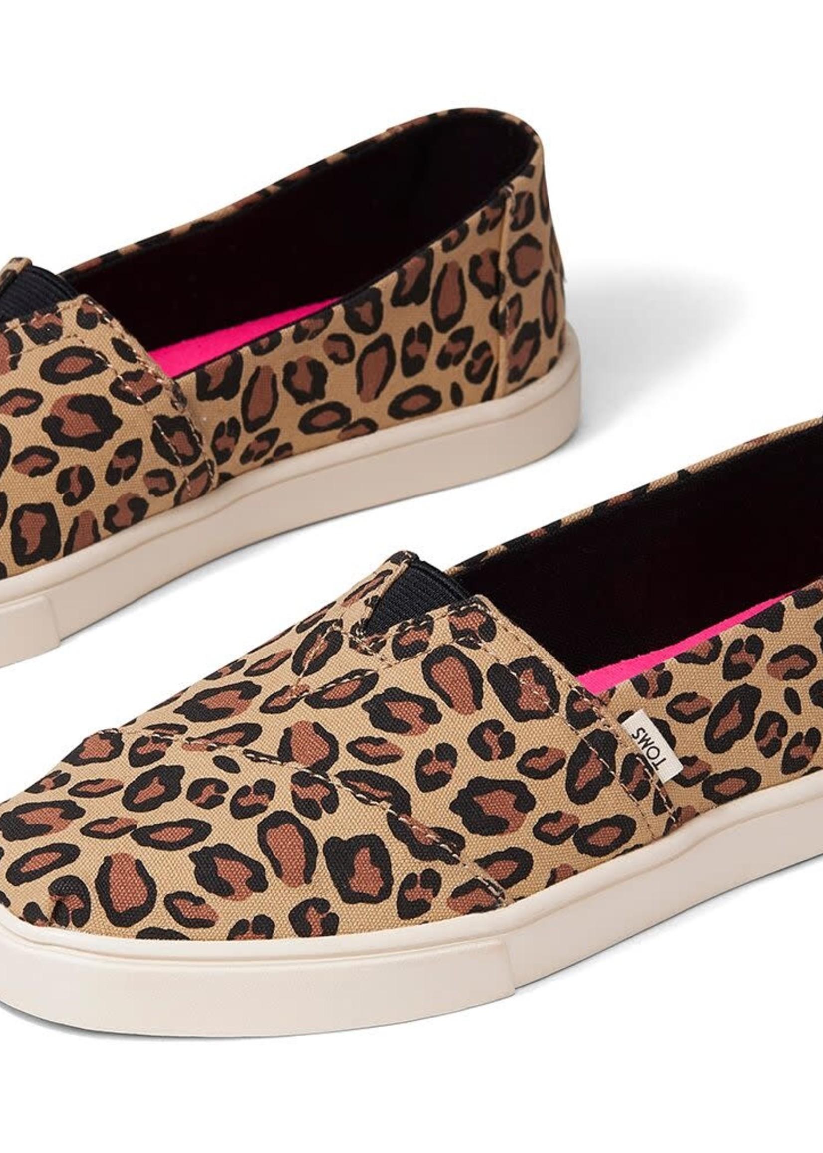 Toms Toms - Leopard Alpargata