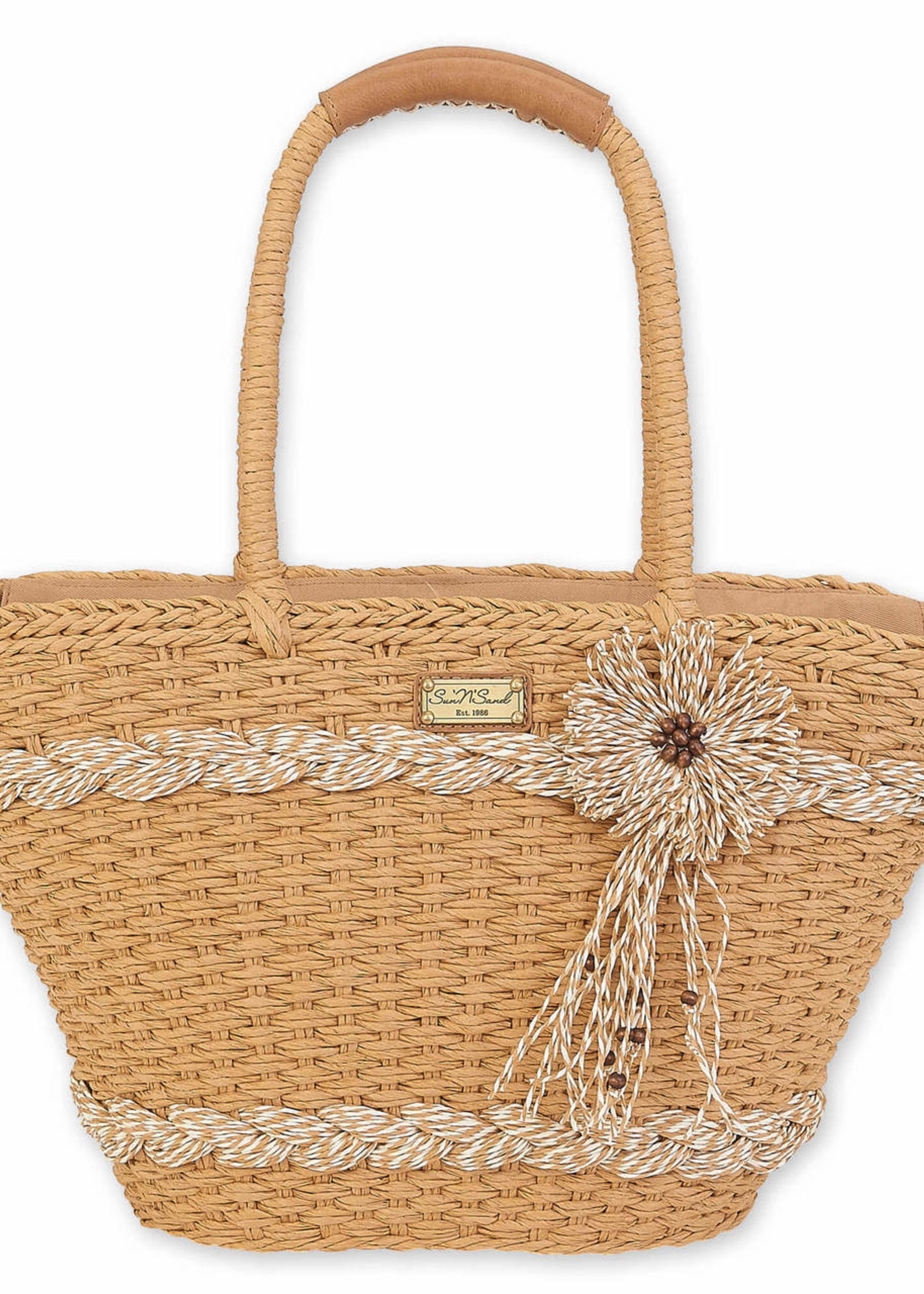 Sun & Sand S&S - Paperstraw Should Tote (6301)