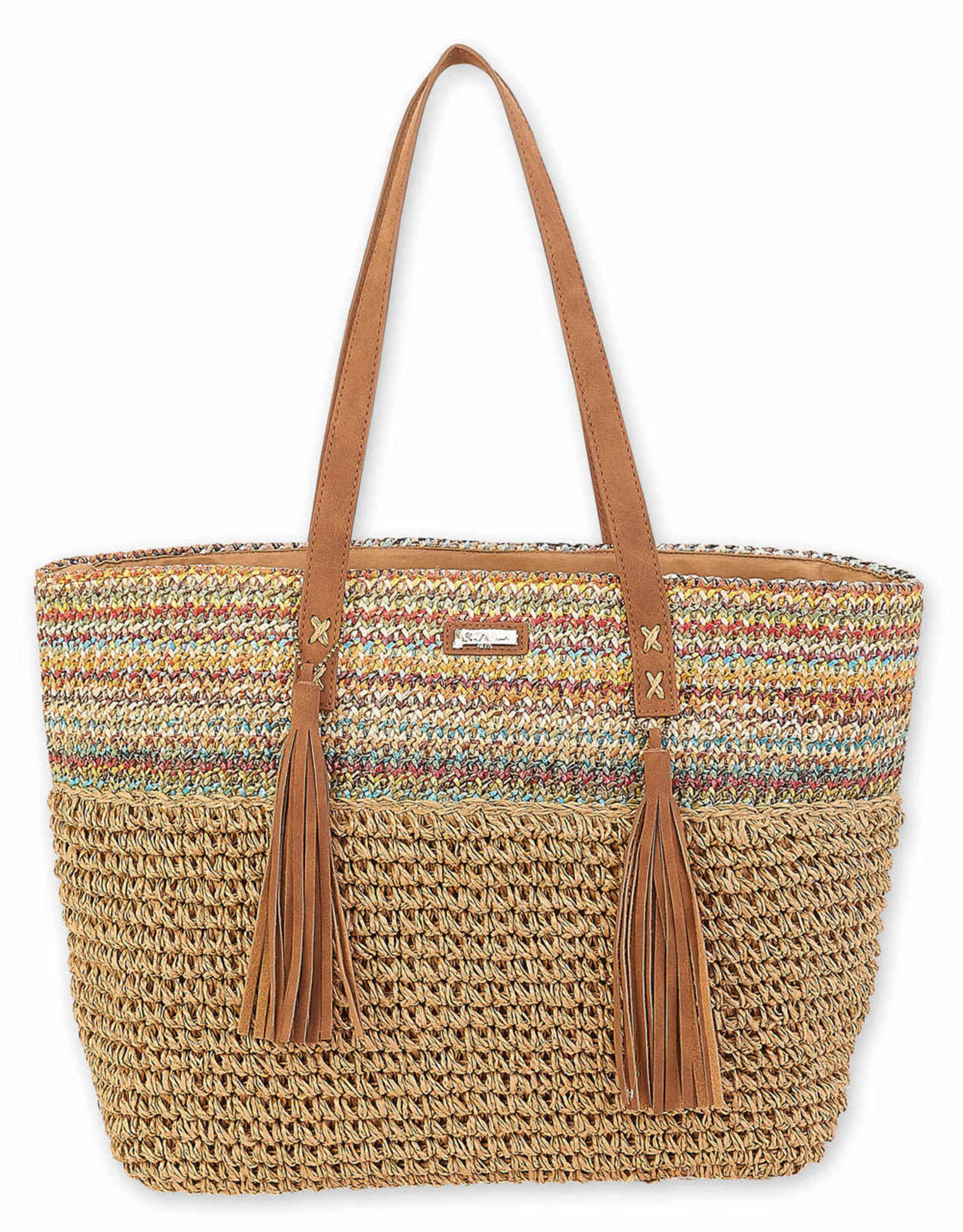 Sun & Sand S&S - Poly Shoulder Tote (6331)