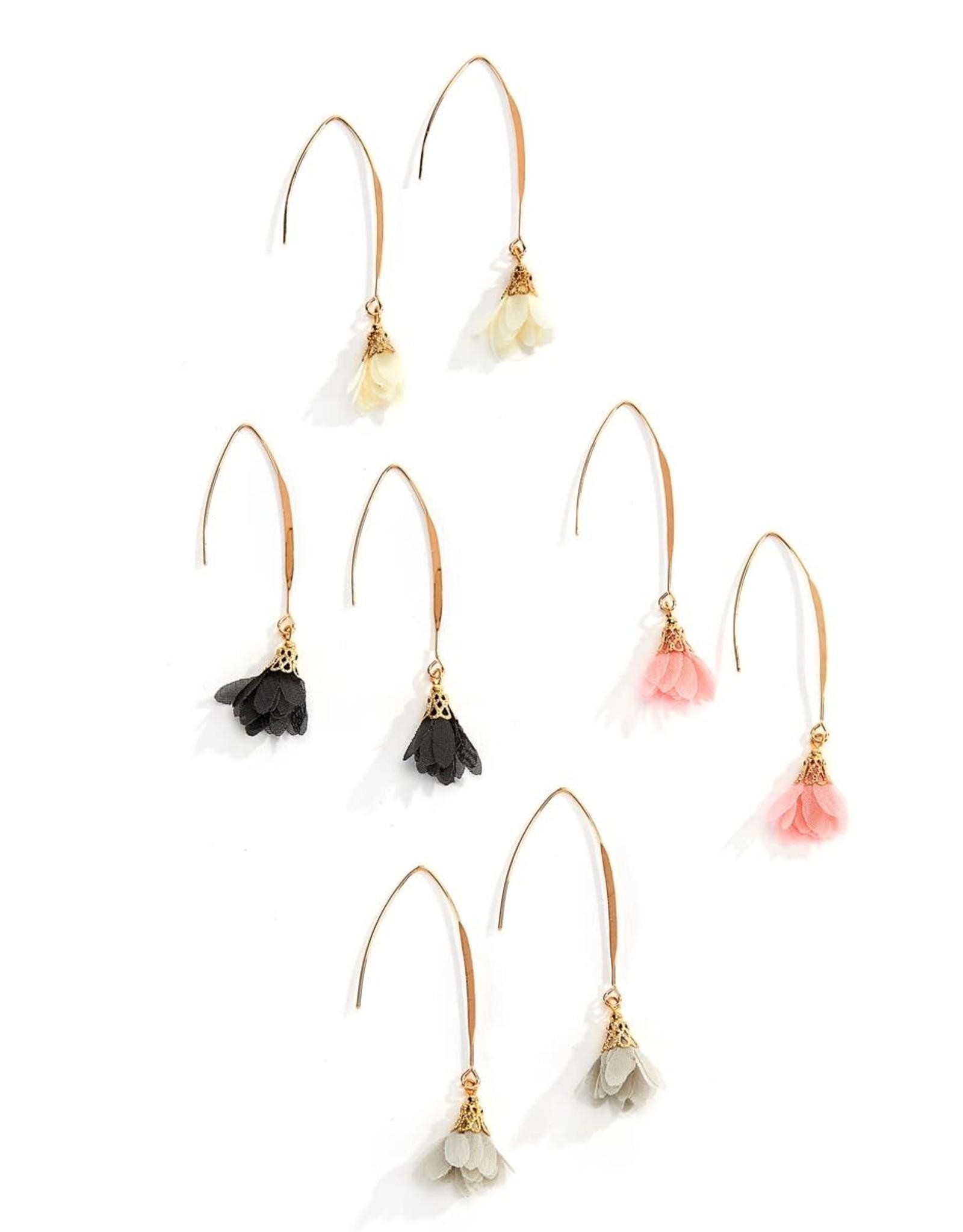 Charlie Paige CP - Flower Earrings