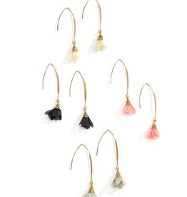 Charlie Paige CP - Flower Earrings