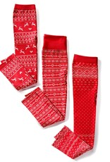 Charlie Paige CP - Red Fair Leggings (Assorted)