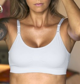 Coobie Scoop Neck One Size Bra