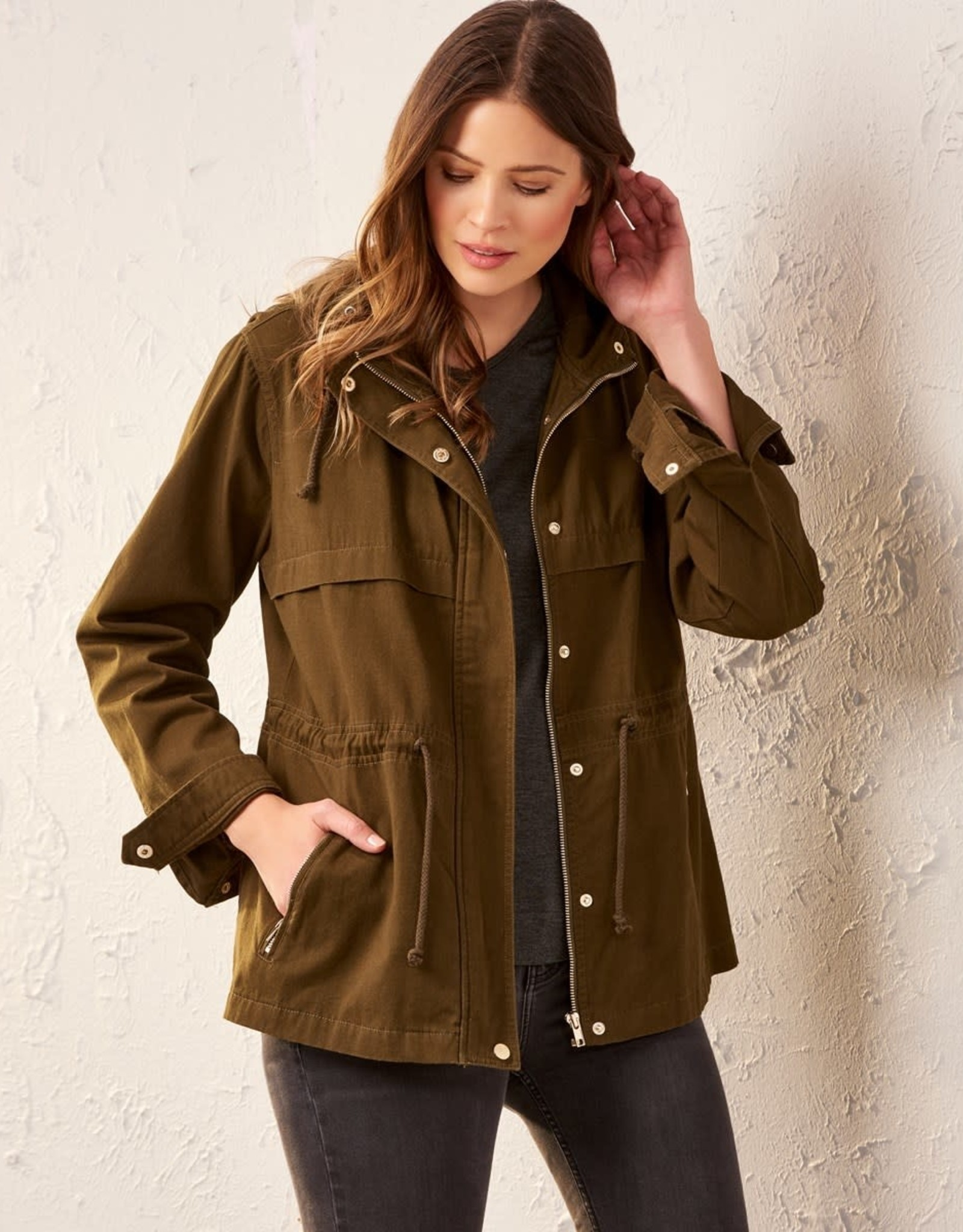 Charlie Paige CP - Must-Have Anorak Jacket