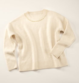 Charlie Paige CP - Neutral Knitted Sweater