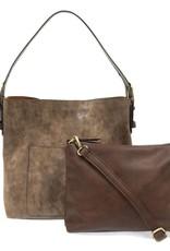 Joy Accessories JA - Lux Hobo Bag (3 Colors)