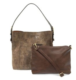Joy Accessories JA - Lux Hobo Bag (3 Colors)