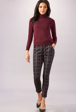 Charlie Paige CP - Red & Grey Plaid Pants