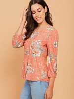 Daniel Rainn DR - The Melina Top