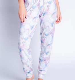 P.J. Salvage PJS - Marble Vibes Banded Pant
