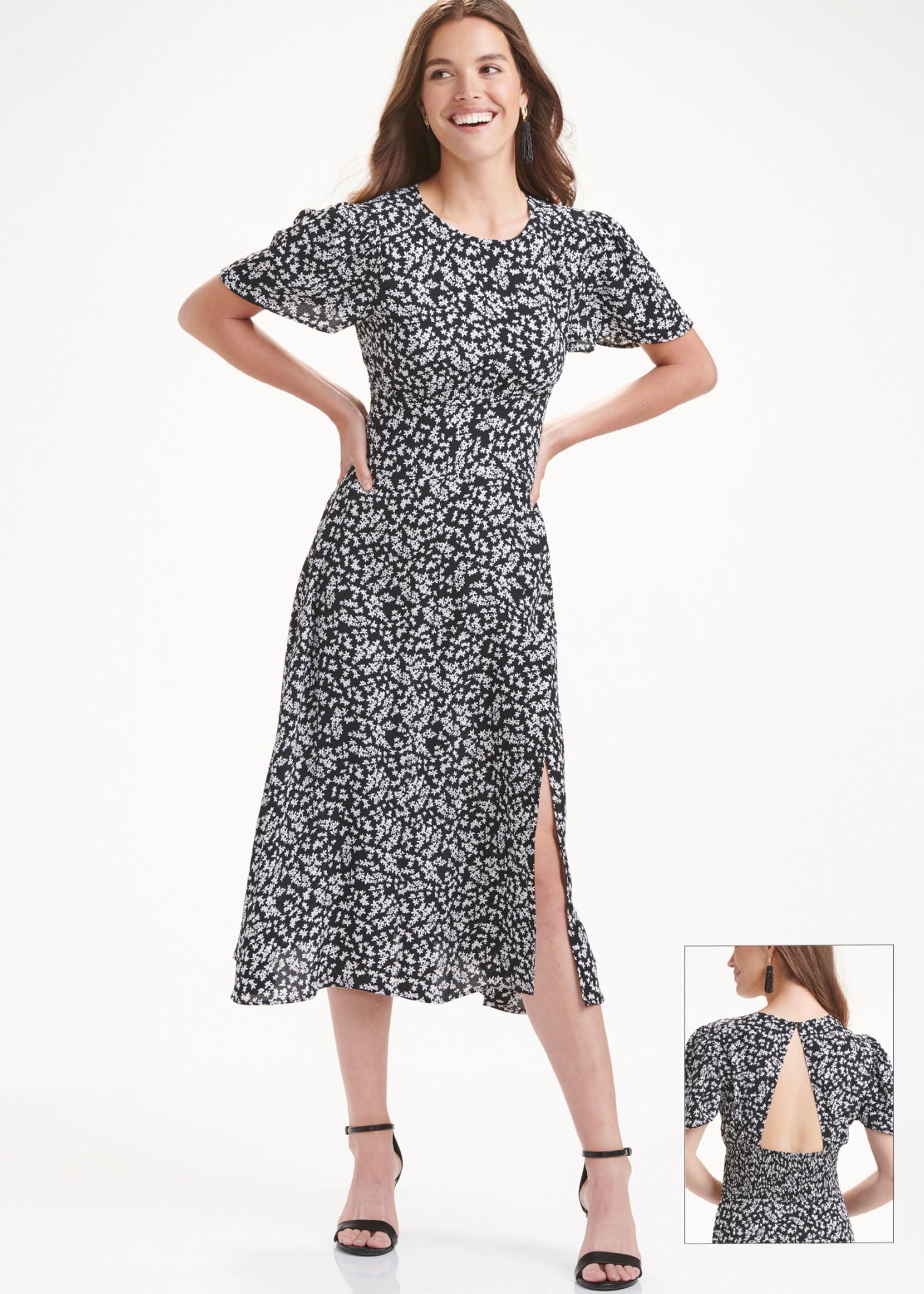 Charlie Paige CP - Floral Print Dress