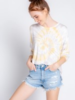 P.J. Salvage PJS - Sunburst L/S Top