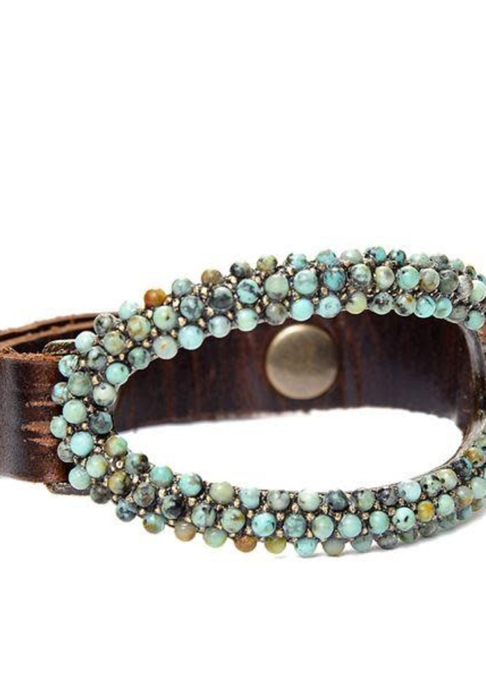 Rebel Designs Rebel - Open Oval Bracelet (5116)