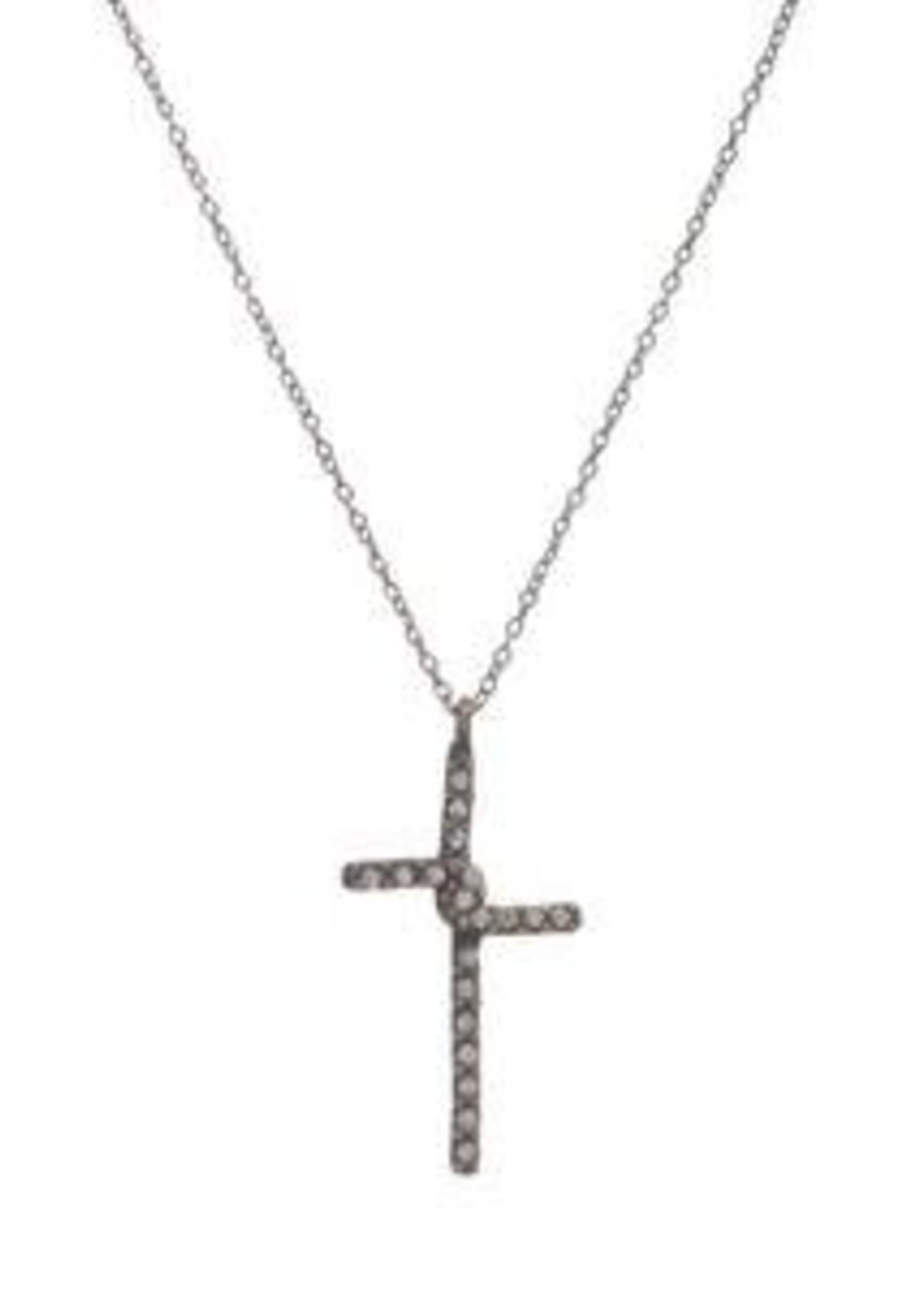 Rebel Designs Rebel - Small Black Diamond Cross (2026)