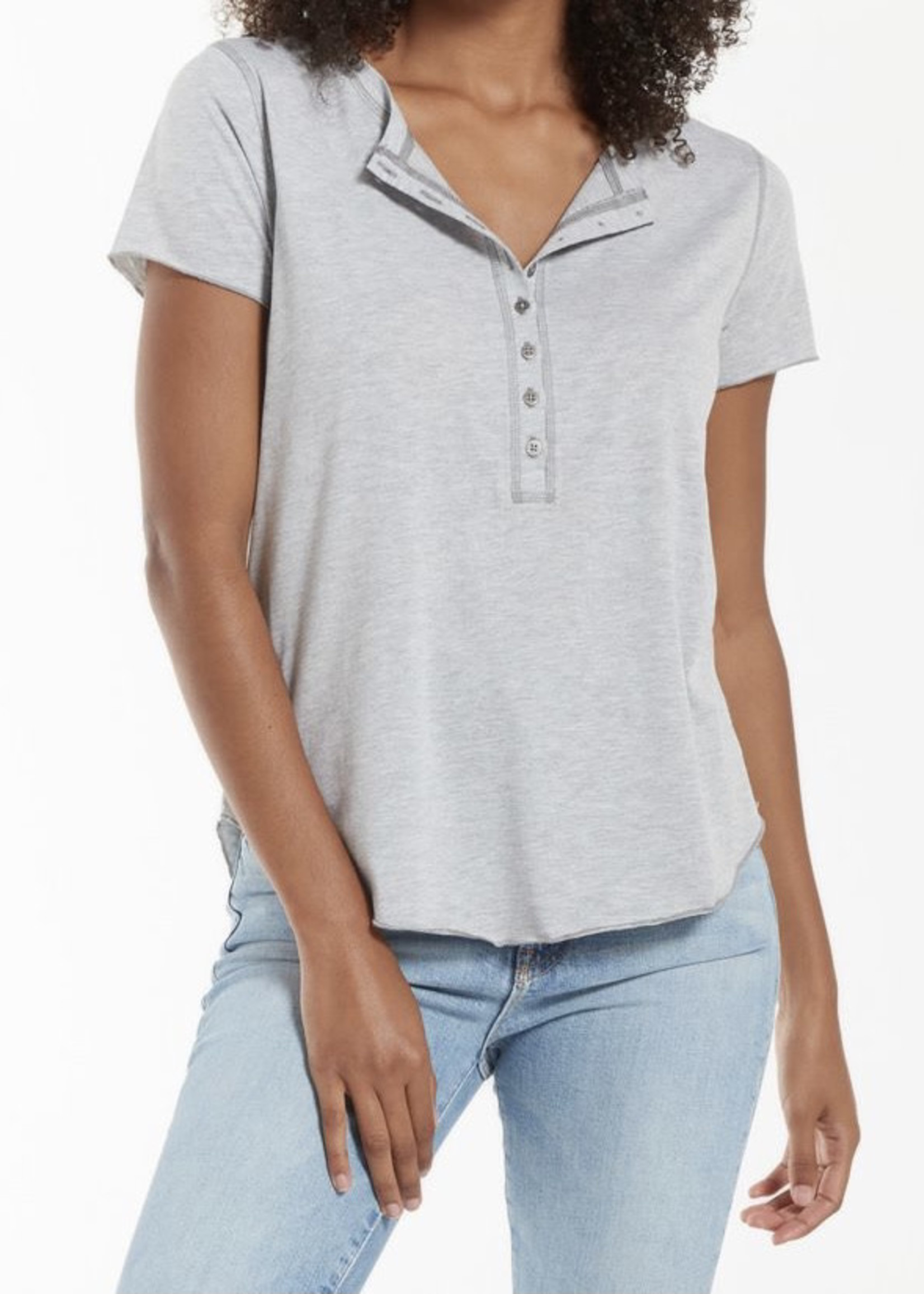 Z Supply ZS - Sienna Henley (2 colors)