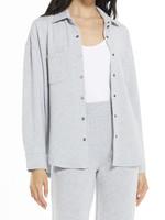 Z Supply ZS - WFH Modal Shirt Jacket
