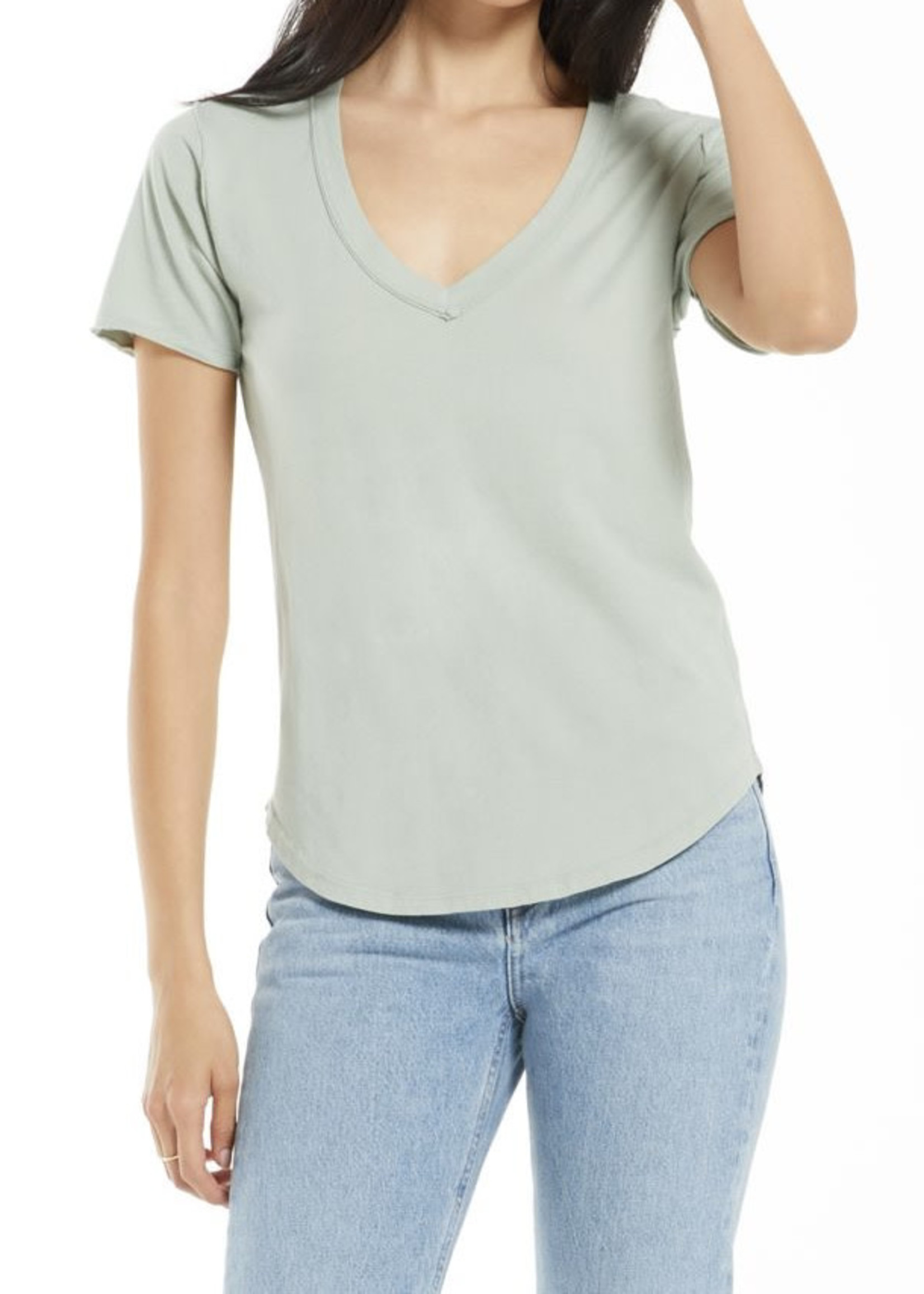 Z Supply ZS - The Organic Cotton V-Neck Tee
