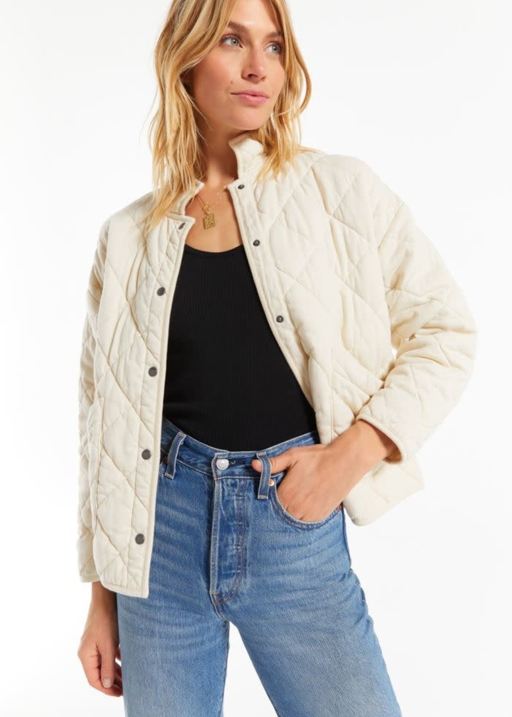 Z Supply ZS - Maya Quilted Jacket