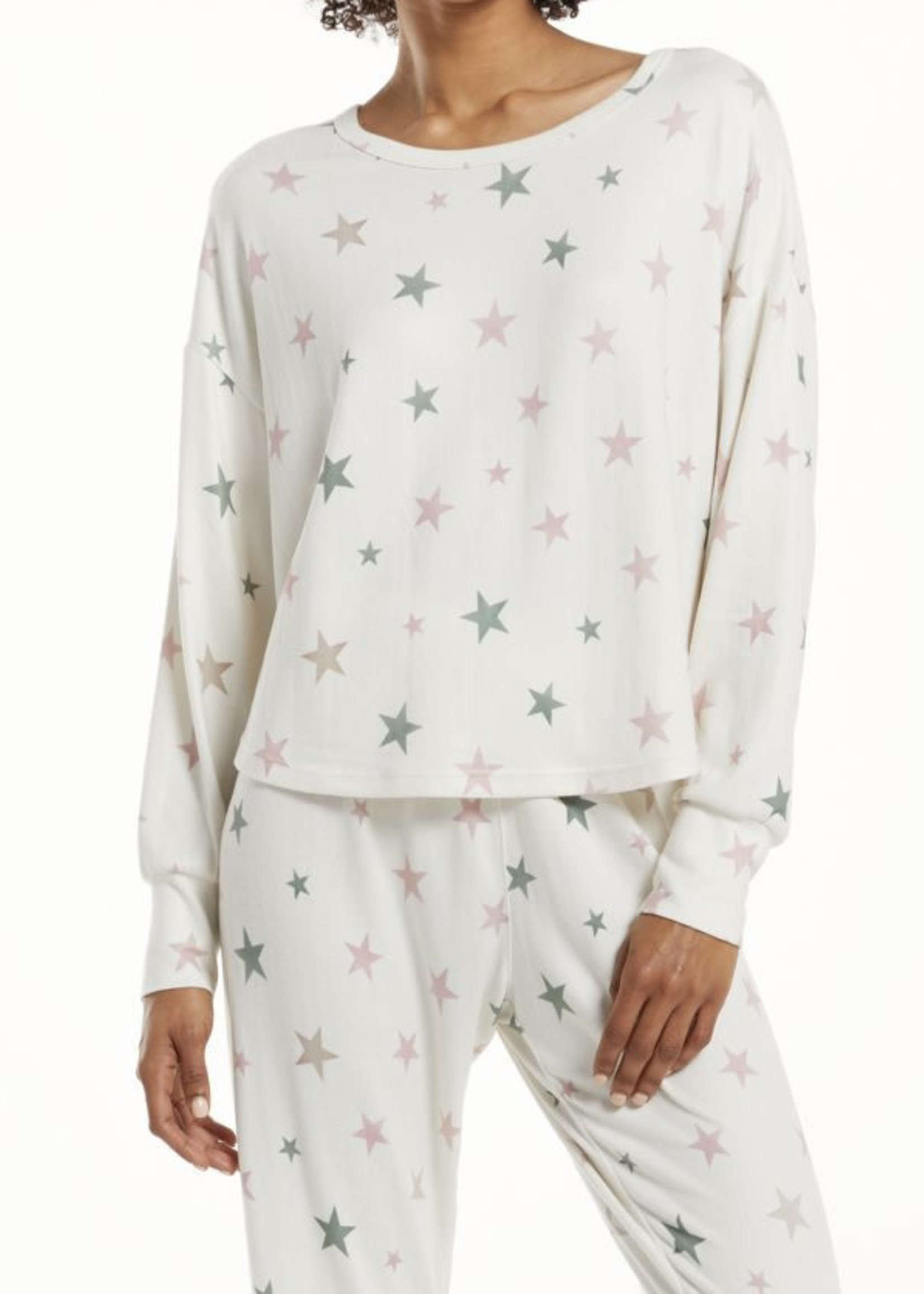 Z Supply ZS - Sun Ray Star L/S Top