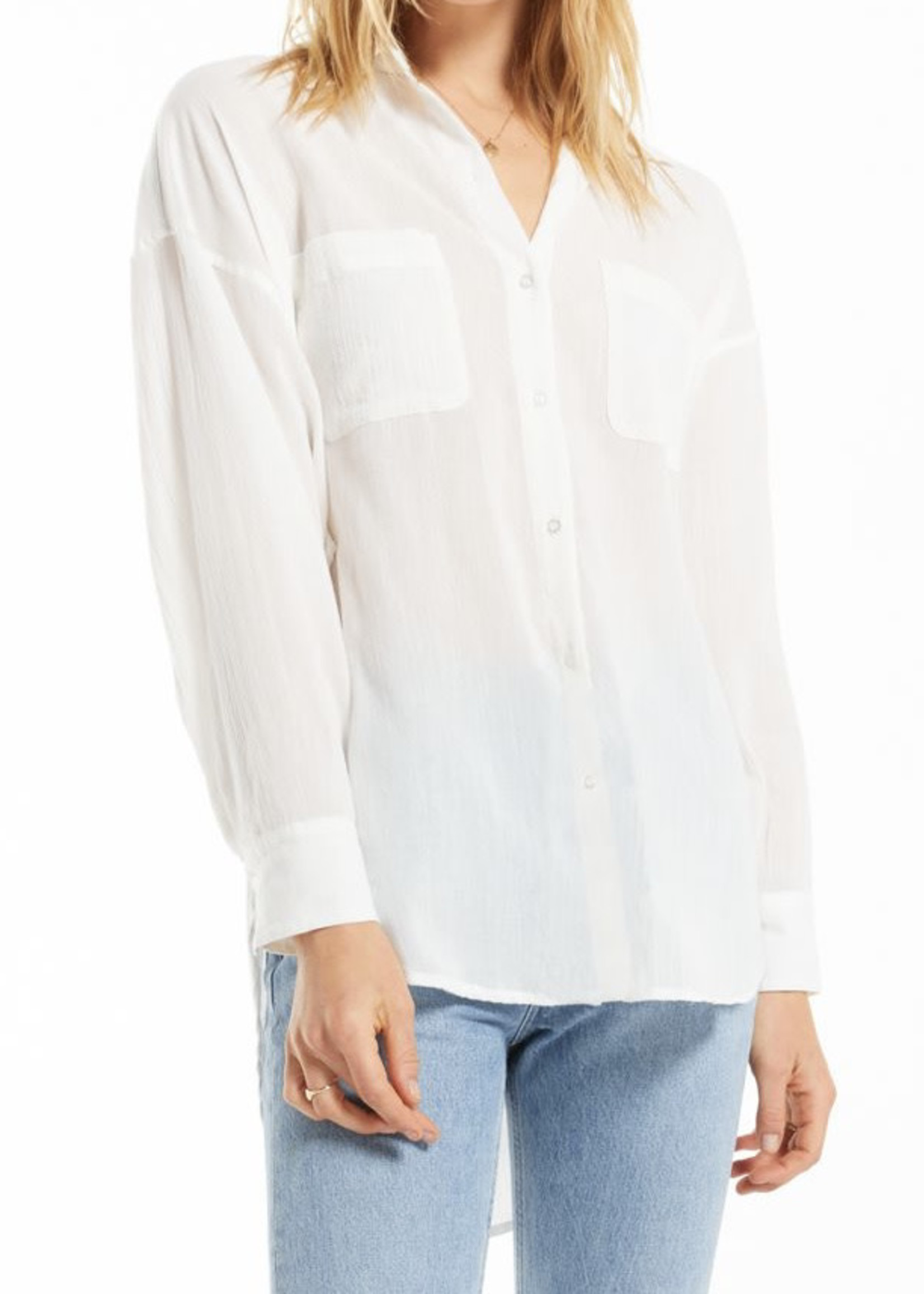 Z Supply ZS - Lalo Button Up Top