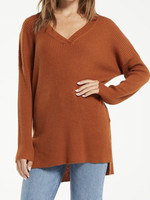 Z Supply ZS - Avalon Rib V-Neck Sweater