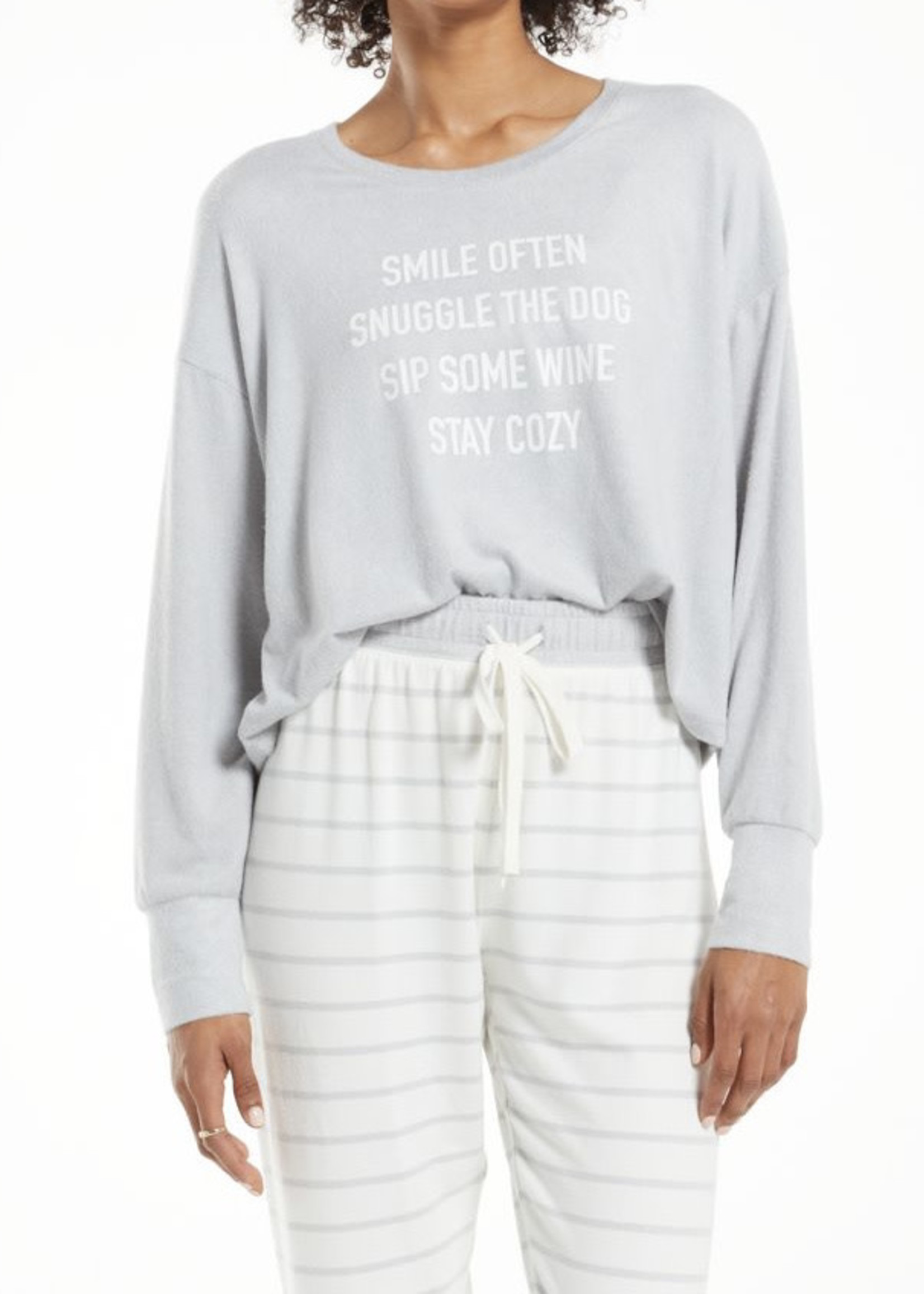 Z Supply ZS - Lina Smile L/S Top