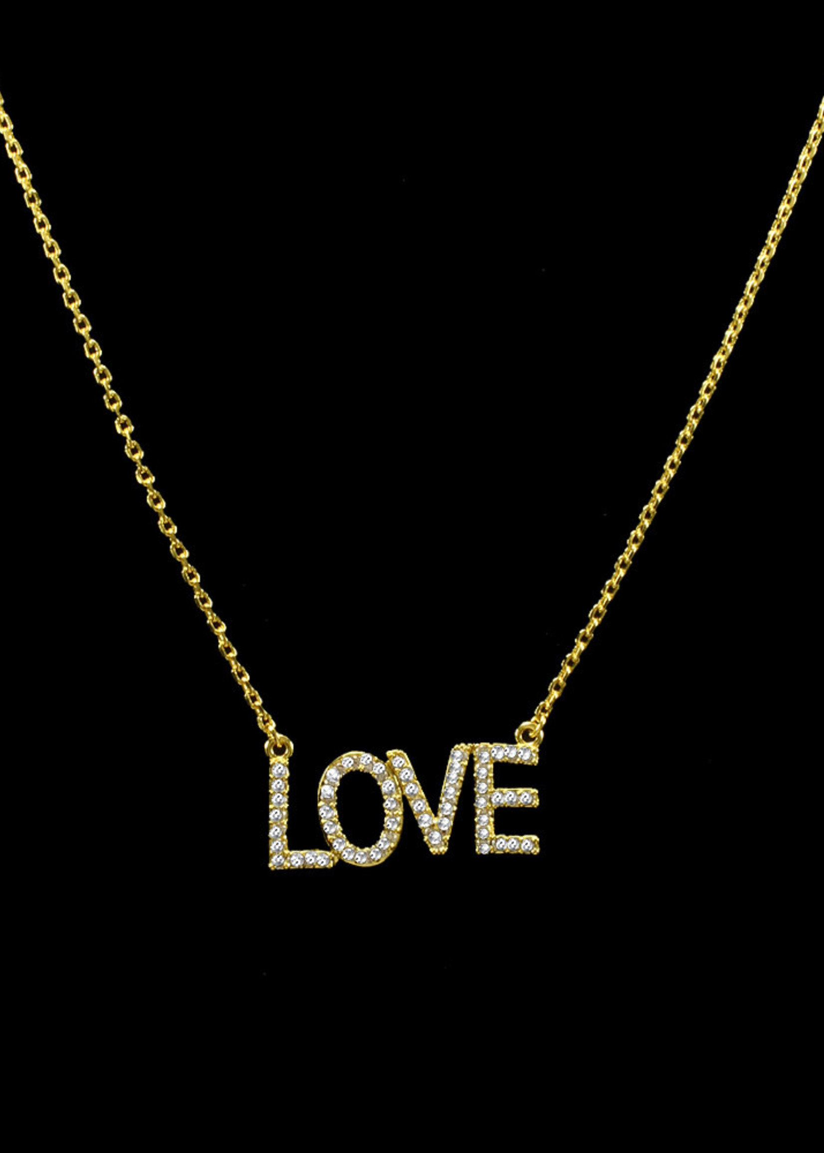 Be-Je Designs Beje - Love Necklace (PU4605N)