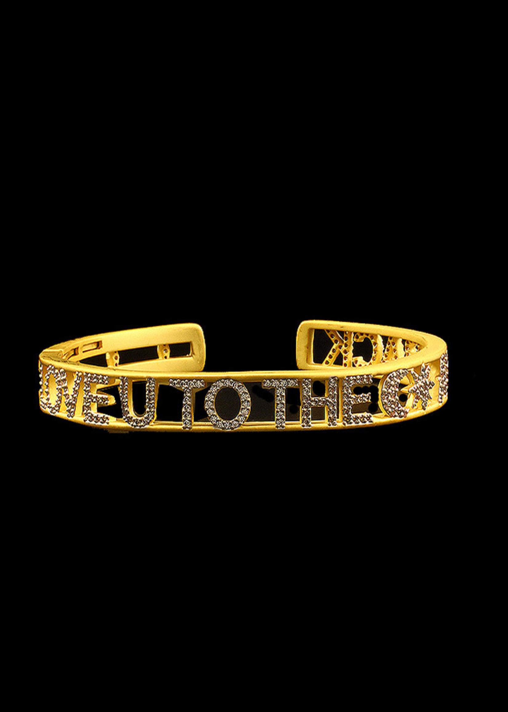 Be-Je Designs Beje - Love U to the Moon Bracelet (PU0925B)