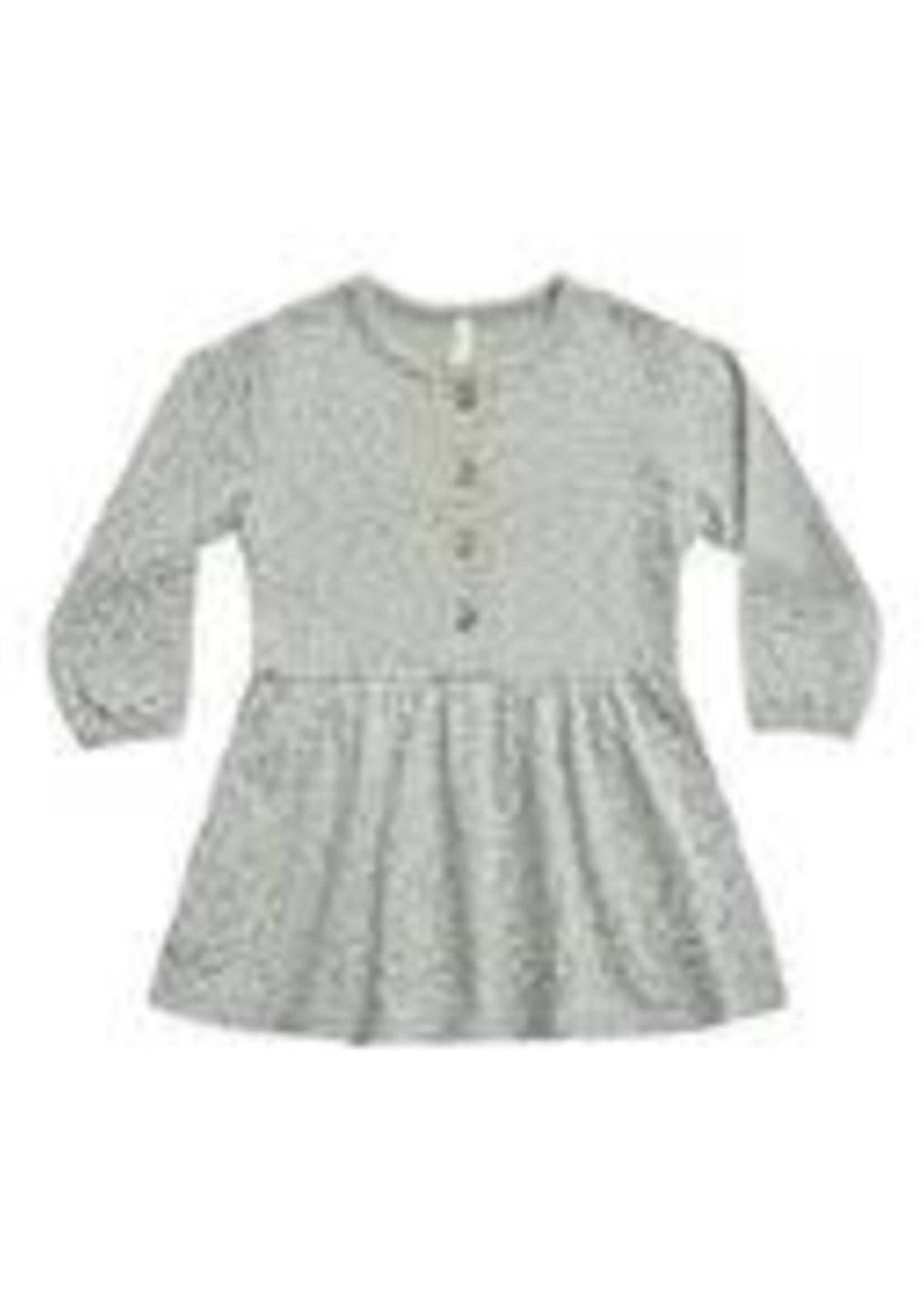 Rylee & Cru R&C - Button Up Jersey Dress