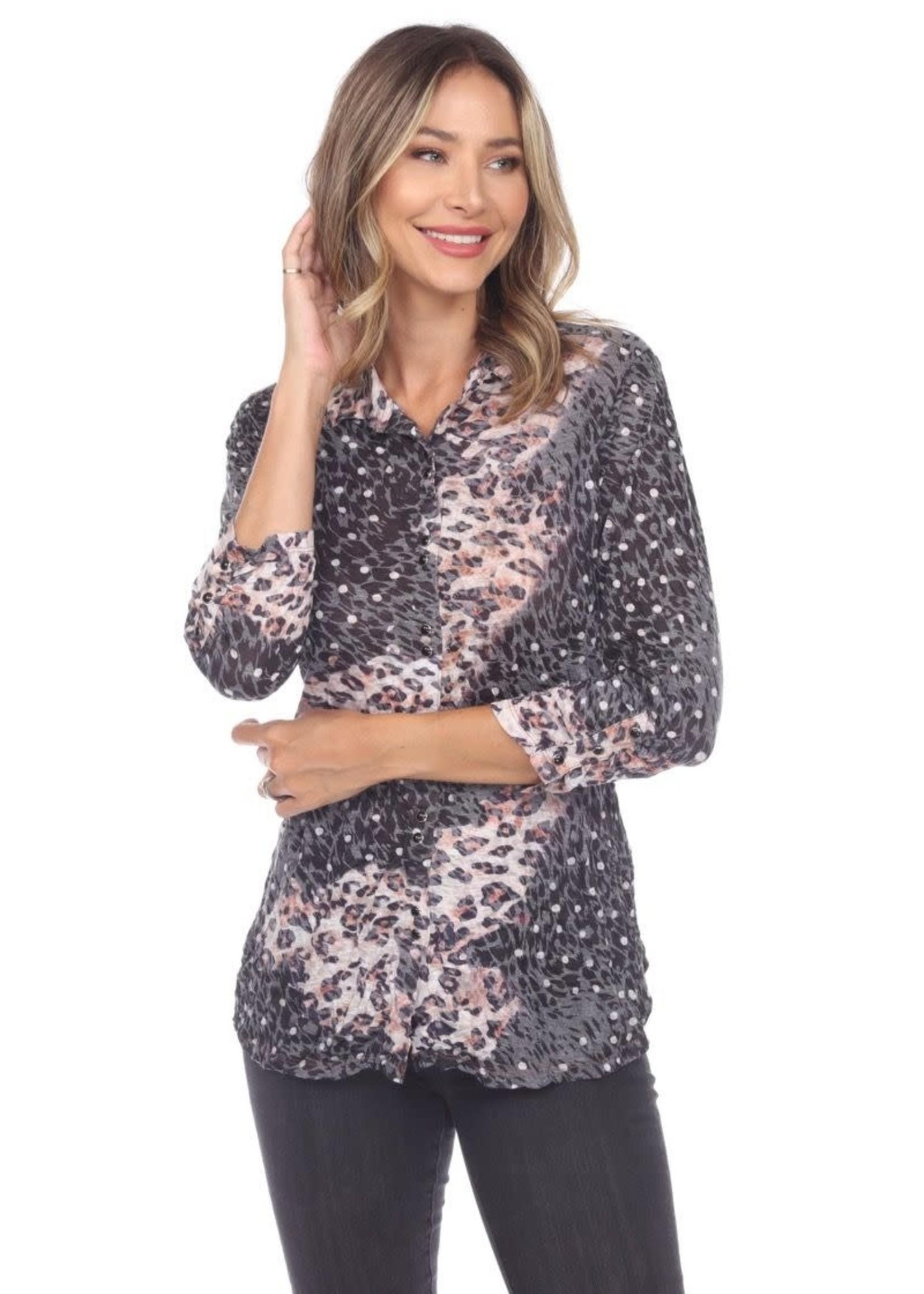Carine CI - Sabrina Shirt