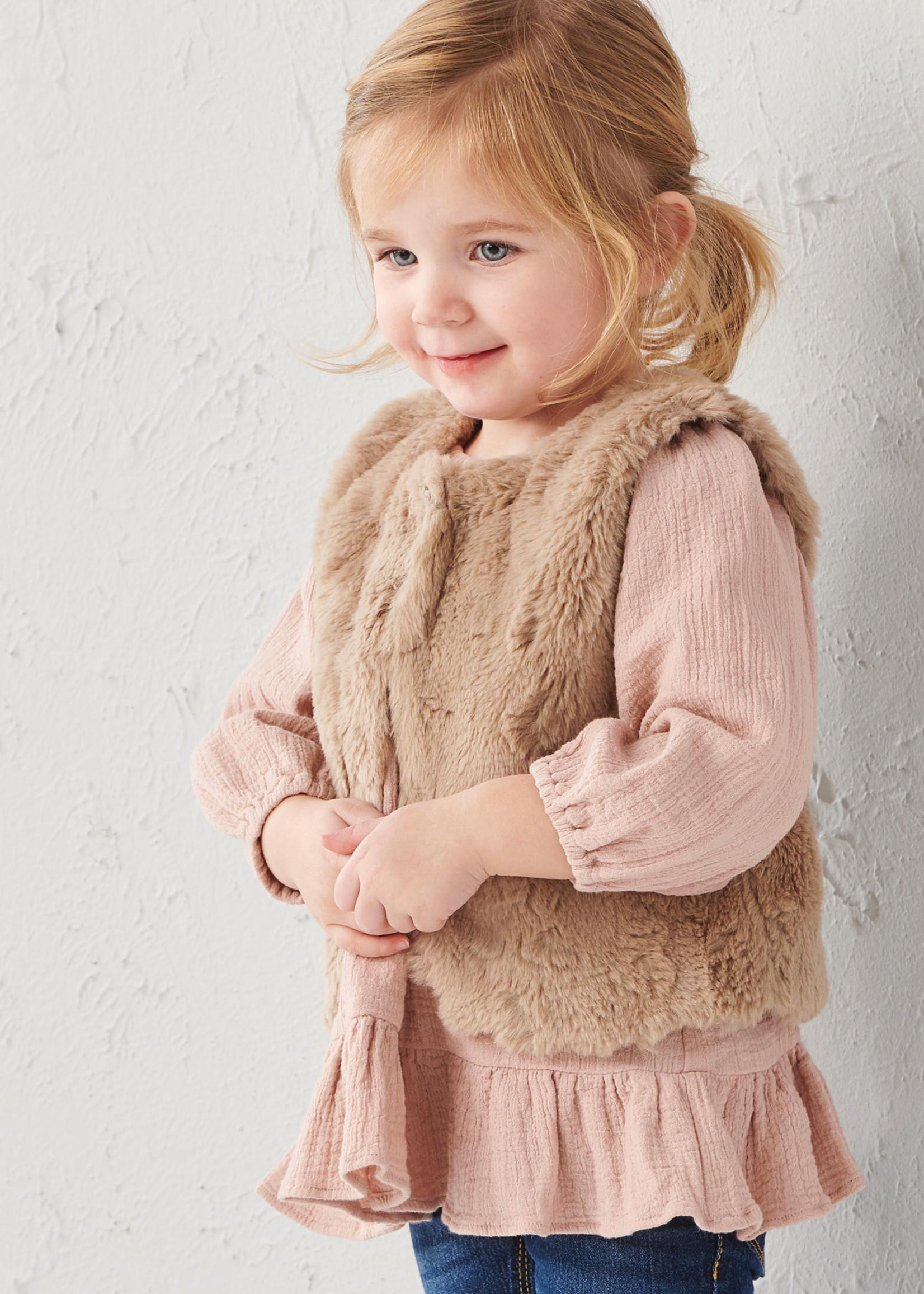 Cartwheels Cartwheels - Fur Vest (3 colors)
