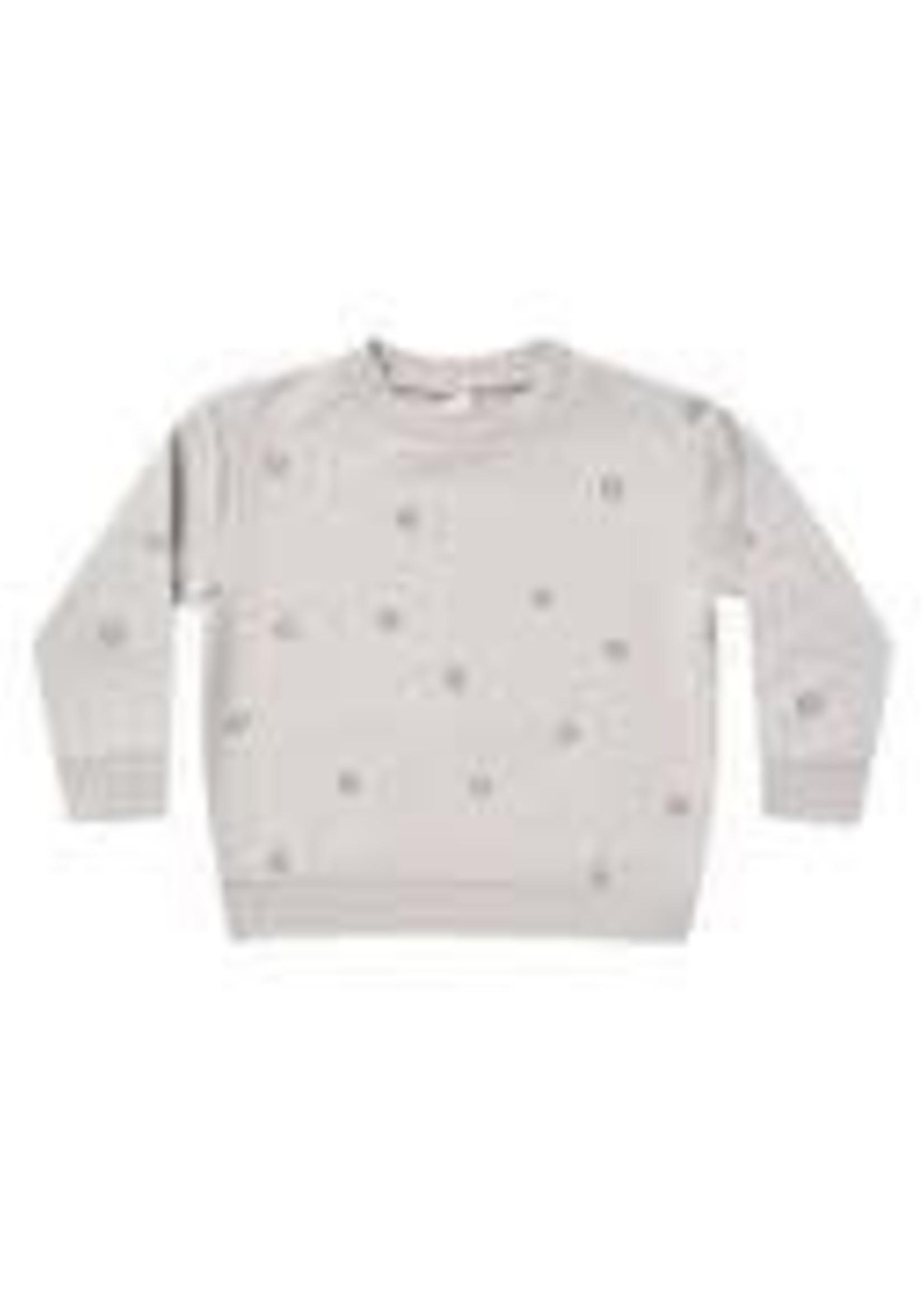 Quincy Mae Quincy Mae - Fleece Sweatshirt