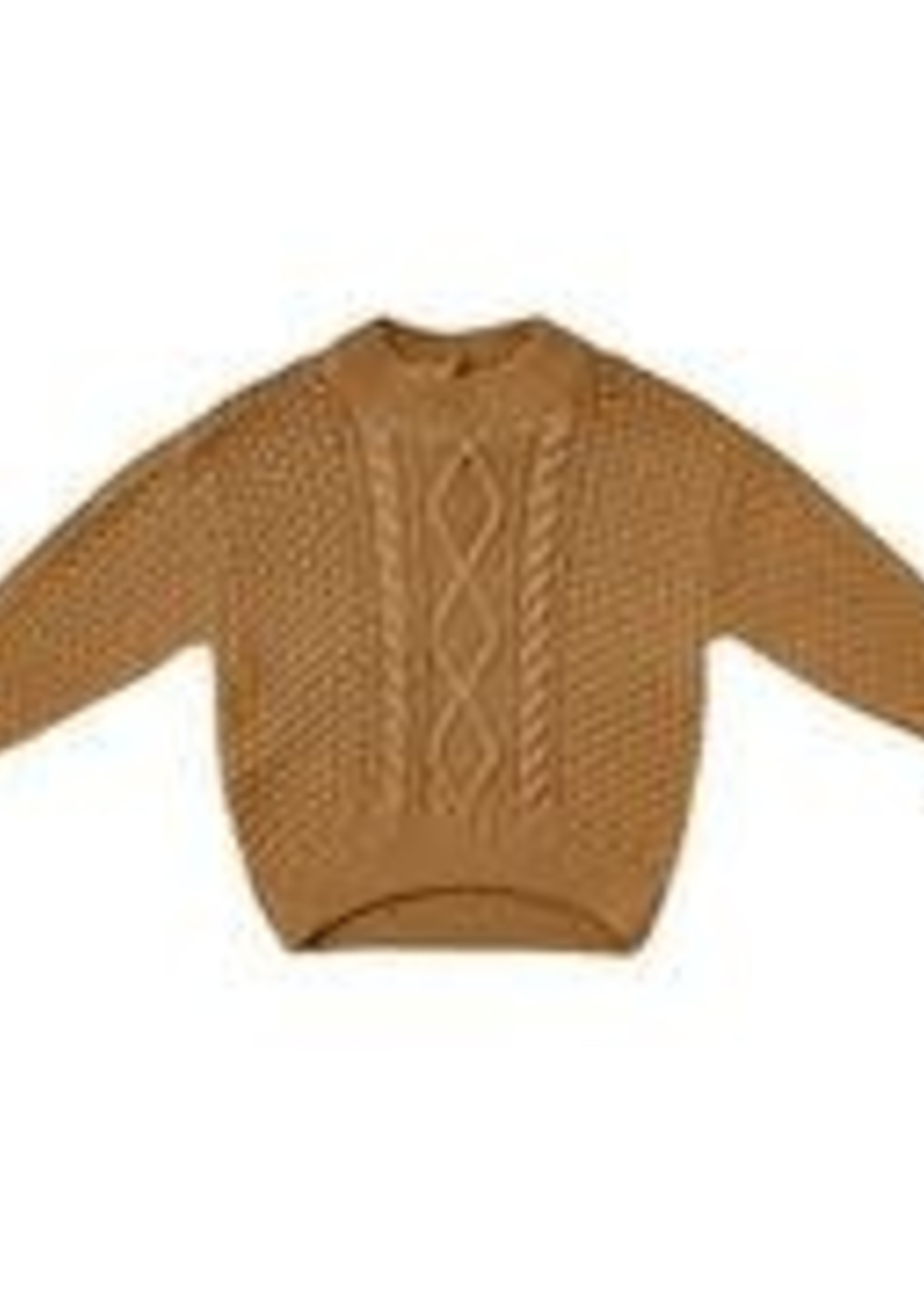 Quincy Mae Quincy Mae - Cable Knit Sweater
