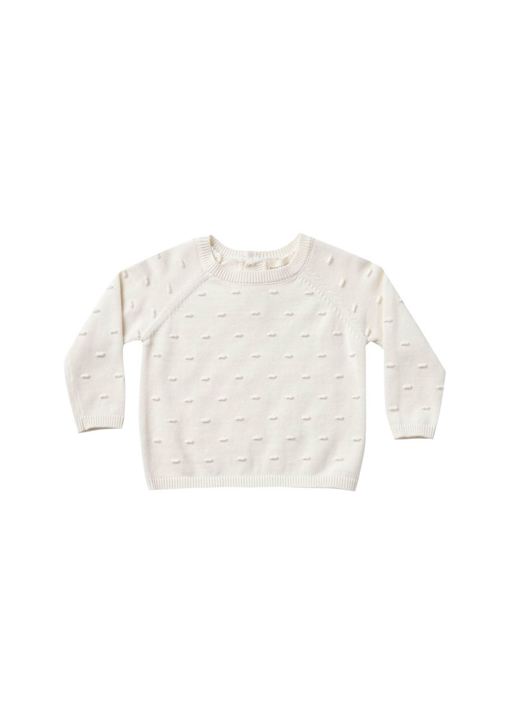 Quincy Mae Quincy Mae - Bailey Knit Sweater