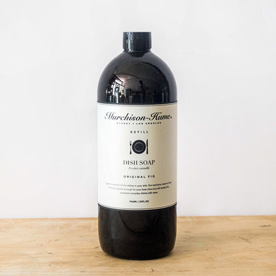 Murchison- Hume Heirloom Dishsoap Refill, Original Fig 32 oz Refill